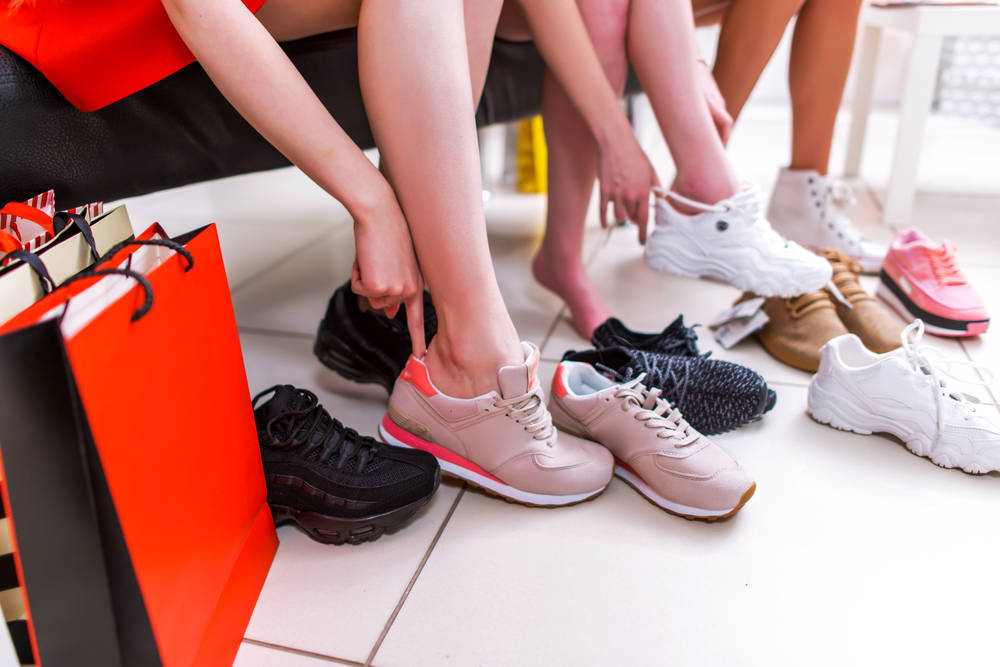 Elige las zapatillas de running según tu pisada