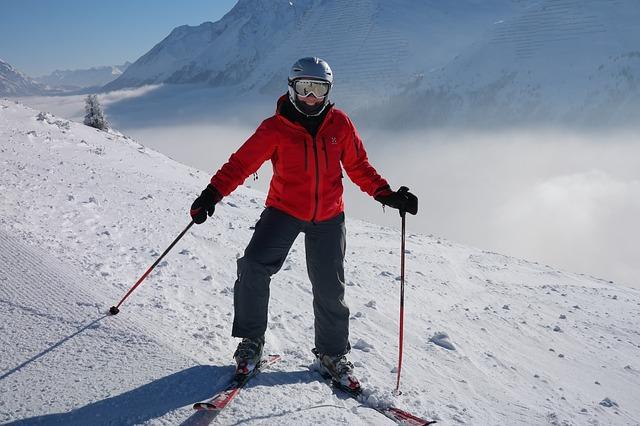 Esquiar, un deporte caro pero posible