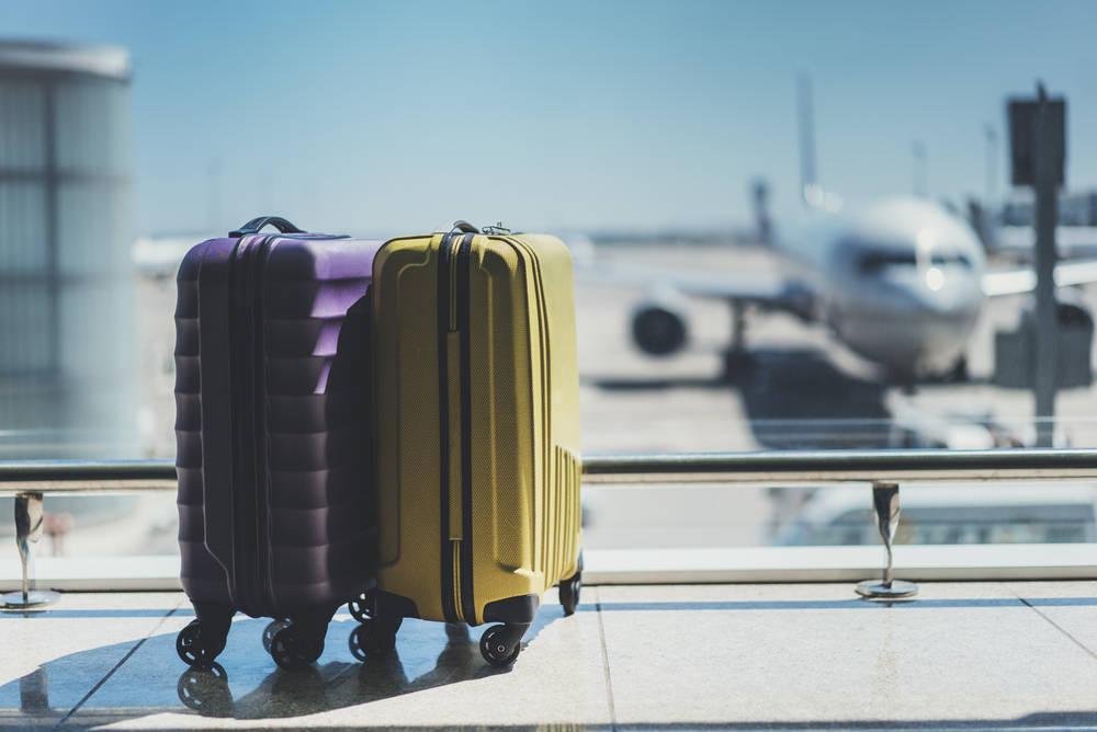 Una buena maleta para comenzar mi viaje a Estados Unidos