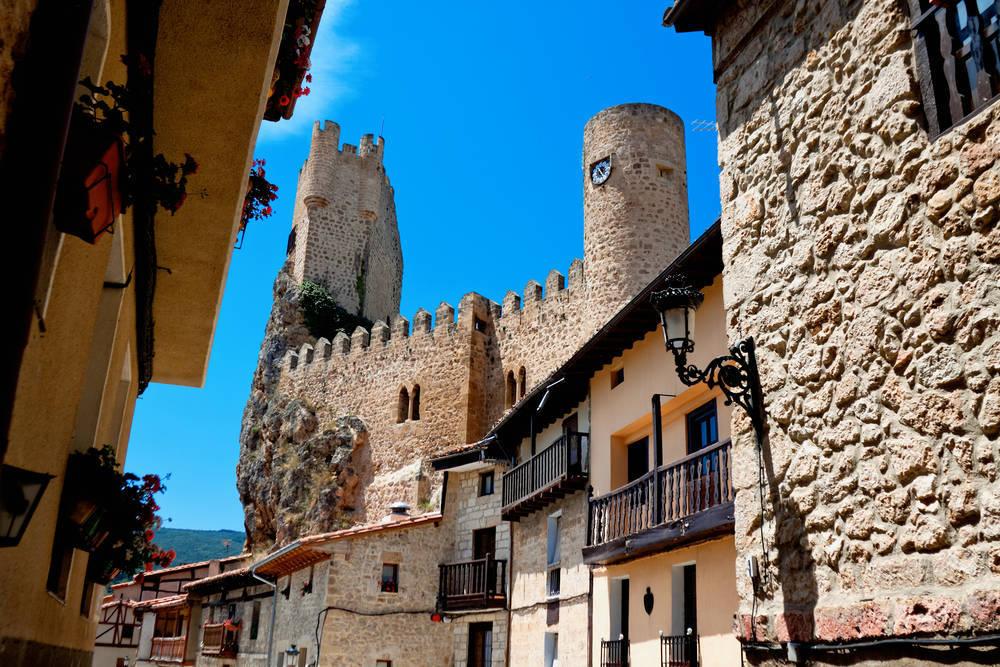 Maravillas medievales de España