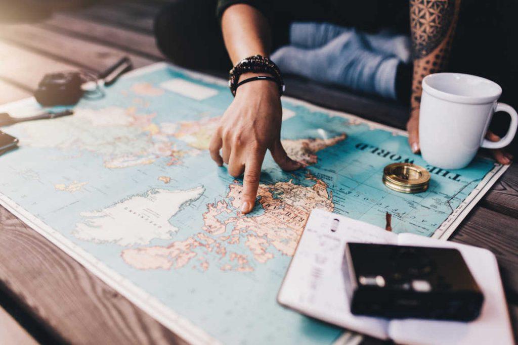 Planificando mi viaje: ¿por libre o por agencia?